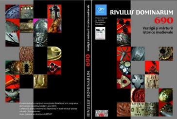 Muzeul Judetean de Istorie si Arheologie Maramures lanseaza la doua licee publicatia culturala RIVULUS DOMINARUM 690 – Vestigii si marturii istorice medievale