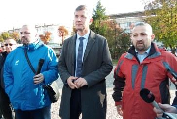 """Dan Barna in Baia Mare: """"Miza reala a acestor alegeri este aceea de a putea sa avem un tur doi fara PSD"""" (FOTO)"""