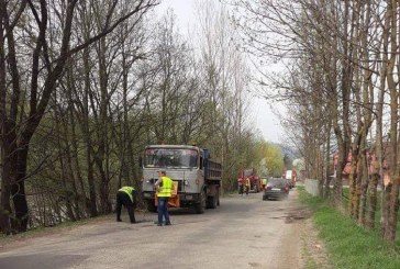 Proiectul pentru reabilitarea DJ 187, Leordina– Ruscova – Repedea – Poienile de Sub Munte a fost predat Consiliului Judetean