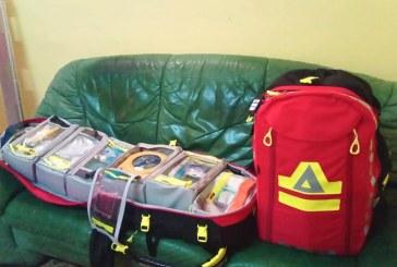 Motiv de bucurie: Noi echipamente profesionale pentru Salvamont Maramures (FOTO)