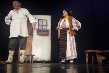 """Cei mici sunt invitati, maine, la teatru. Actorii-papusari pun in scena povestea """"Fata babei si fata mosneagului"""""""