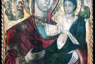 Icoana facatoare de minuni a Maicii Domnului de la Manastirea Dragomiresti a fost adusa in Baia Mare