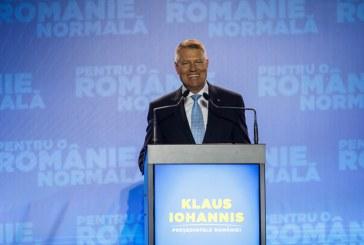 Principalele motive pentru a vota Klaus Iohannis – Presedinte