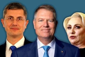 LIVE – ALEGERI PREZIDENTIALE 2019: Iohannis, invingator in primul tur si in Baia Mare. Dan Barna a iesit pe 2