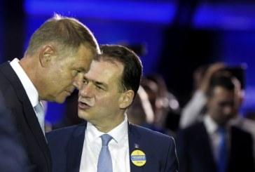 Orban: Intre premier si presedinte este, in sfarsit, o relatie de dialog, de cooperare loiala, de parteneriat