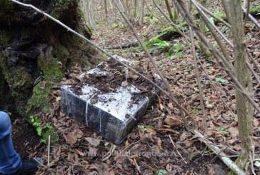 7.500 pachete cu tigari de contrabanda, confiscate la Sarasau si Viseu