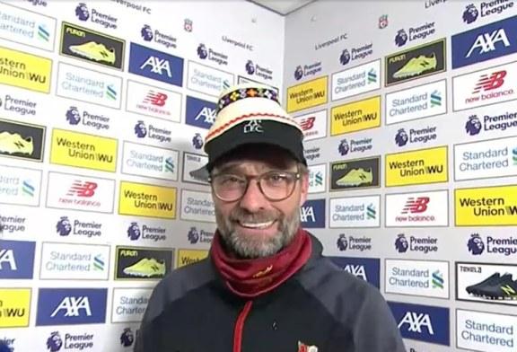 INEDIT: Antrenorul lui Liverpool a primit un clop maramuresean (VIDEO)