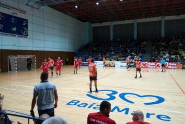 Handbal masculin: Minaur isi pastreaza locul pe podium dupa victoria de la Fagaras