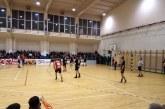 Handbal masculin: Minaur pierde meciul cu CSM Bucuresti, dar ramane pe podium