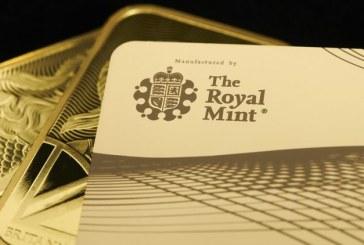 Royal Mint a prezentat cea mai mare moneda din istoria sa