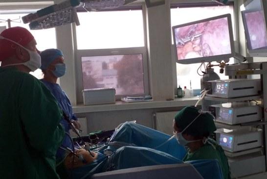Premiera la Spitalul Judetean de Urgenta din Baia Mare