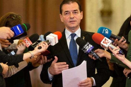 Ludovic Orban, mesaj clar: Catalin Chereches nu poate candida din partea PNL (VIDEO)