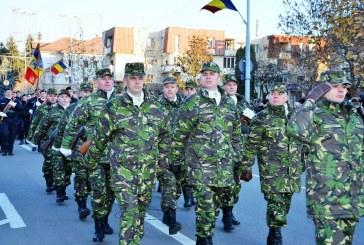 Parada militara de Ziua Nationala a Romaniei in municipiul Baia Mare. Afla unde si de la ce ora
