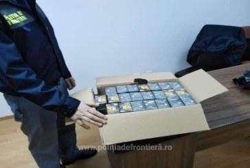 13.200 de petarde confiscate de la un maramuresean