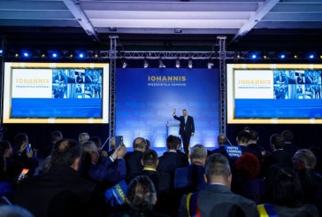 Iohannis: PSD baga in disperare pensionarii cu o minciuna gogonata. PSD-istii vad venind cea mai mare infrangere de dupa Revolutie