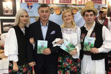 Targul de Turism al Romaniei: Orasul Tautii Magheraus, promovat ca destinatie Europeana de Excelenta
