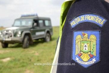 Aradean retinut de politistii de frontiera