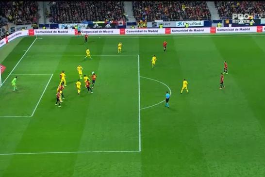 Fotbal: Spania – Romania 5-0, in ultimul meci al tricolorilor in preliminariile EURO 2020