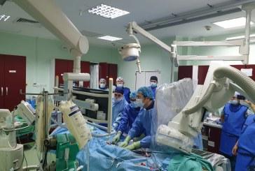 Caz complex cu risc vital, manageriat cu succes la Spitalul Judetean Baia Mare