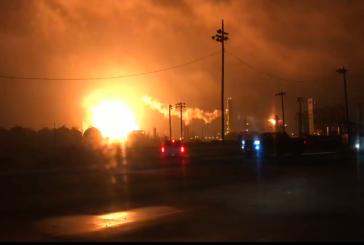 SUA: Explozie la o uzina chimica din Texas