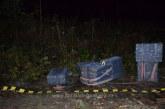 Pe urmele contrabandistilor de tigarete. Focuri de arma, tigari abandonate si dosare deschise in rem de politistii de frontiera