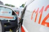 Accident rutier pe Dealul Hera: A intrat cu mașina în șanț și apoi s-a răsturnat