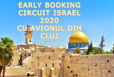 Agentia de turism Mara International Tour va propune pentru 2020 CIRCUITE IN ISRAEL CU AVIONUL DIN CLUJ