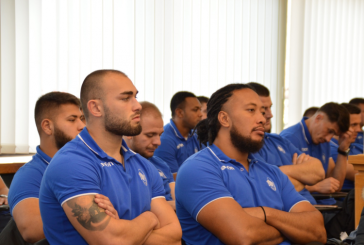 CSM Stiinta Baia Mare, Campioana Romaniei la rugby premiata de Consiliul Judetean Maramures