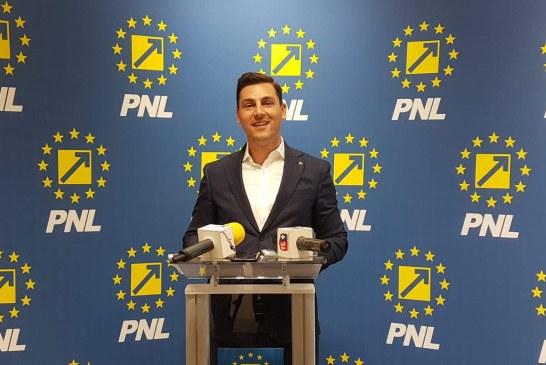 """Ionel Bogdan, presedinte PNL Maramures: """"Astazi am eliminat pensiile speciale, asa cum am promis romanilor"""""""