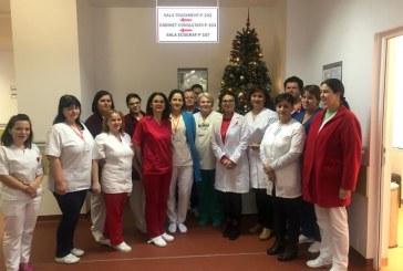 """Angajatii Spitalului Judetean Baia Mare au donat """"sange pentru viata"""""""