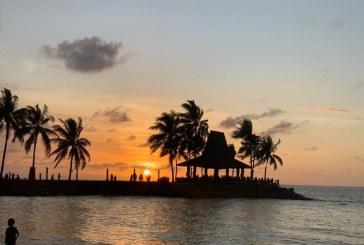 Fotografia serii: Apus de soare-Borneo, Malaezia
