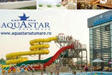 """Aquastar Satu Mare: """"Anul Nou sa va daruiasca sanatate, pace in suflet si prosperitate!"""""""