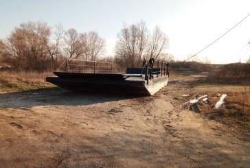 In Maramures ar putea fi construit un nou pod peste raul Somes, intre Sarbi si Pribilesti