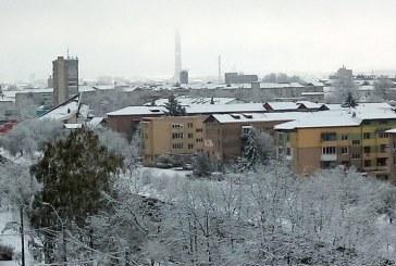 Meteo: -16 grade C la Tg Lapus si -13 grade C in Baia Mare. Vremea va fi rece marti in Maramures
