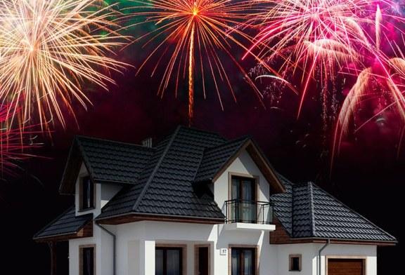 Blachotrapez: Un An Nou fericit, cu sanatate, iubire, succes si prosperitate!