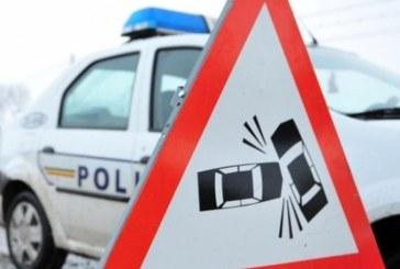 Accident pe DN 18: Impact între doi șoferi sub influența alcoolului