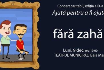 """Concertul caritabil """"Ajuta pentru a fi ajutat"""", la a IX-a editie"""