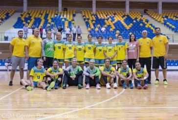 Handbal feminin: Corona Brasov, descalificata din Liga Nationala