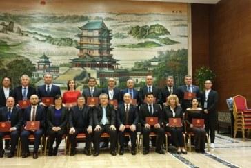 Arhitectul-sef al Consiliului Judetean Maramures a participat la un curs de instruire in China