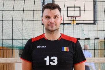 Dragos Raileanu, voleibalistul anului la Stiinta Explorari