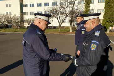 Avansari in grad la Jandarmeria Maramures de Ziua Nationala a Romaniei