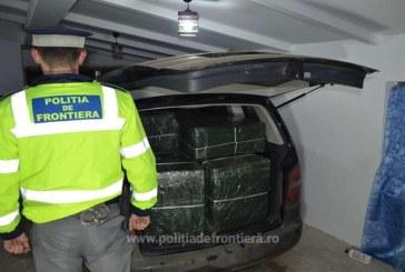 Un tanar din Sarasau a ramas fara autoturism si tigarile de contrabanda