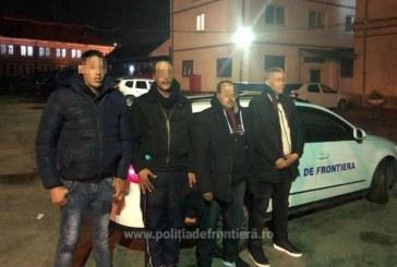 Marocani prinsi de politistii de frontiera la 800 m de linia cu Ungaria