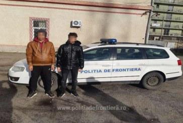 Doi tineri algerieni opriti din drumul ilegal spre vestul Europei