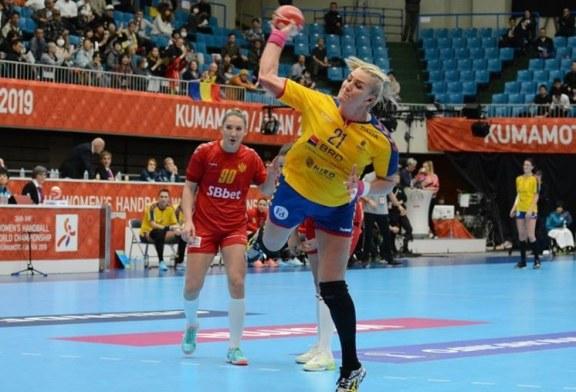 Handbal feminin: Romania va participa la turneul preolimpic de anul viitor. Primul meci va fi in 20 martie