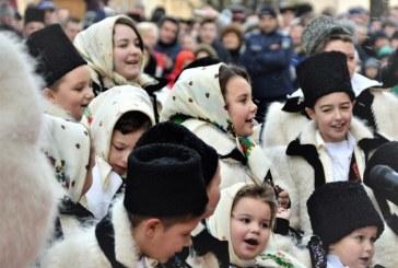 """(FOTO)Festivalul de Datini si Obiceiuri de iarna """"Marmatia"""""""