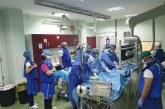 A treia procedura EVAR finalizata cu succes la Spitalul Judetean Baia Mare