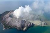 Vulcanul White Island, prea activ pentru recuperarea victimelor decedate; 9 persoane sunt date disparute