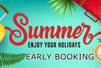 Reducerile Early Booking continua! De la 150 euro de persoana