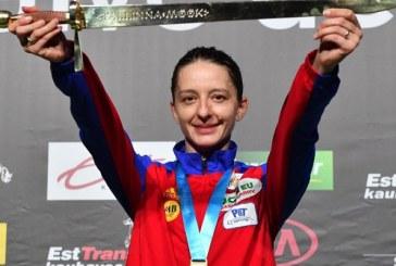 Ana Maria Popescu, din nou numarul 1 mondial la spada